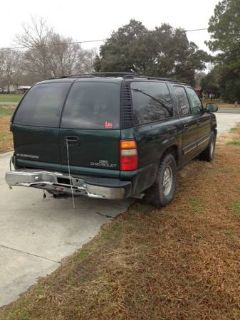 parting out 2001 suburban (port allen la.)
