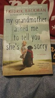 My grandmother asked me to tell you she's sorry by Fredrik Bachman $1
