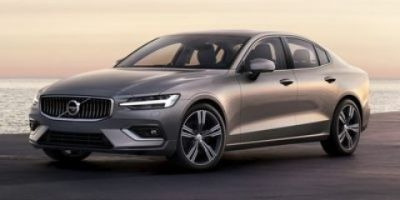 2019 Volvo S60 R-Design (Fusion Red Metallic)