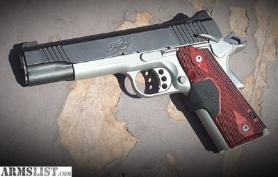 For Trade: Kimber Crimson Carry 1911