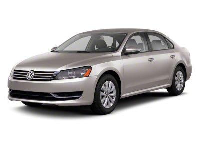 2012 Volkswagen Passat S PZEV (Not Given)