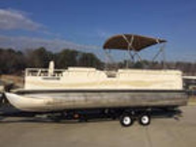 2010 Bentley Pontoons 240/243 Fish