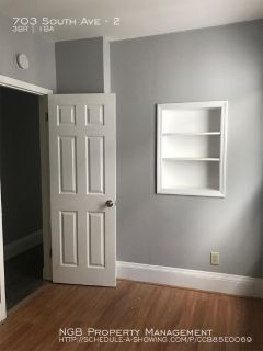 Apartment Rental - 703 South Ave