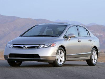 2006 Honda Civic EX (Blue)