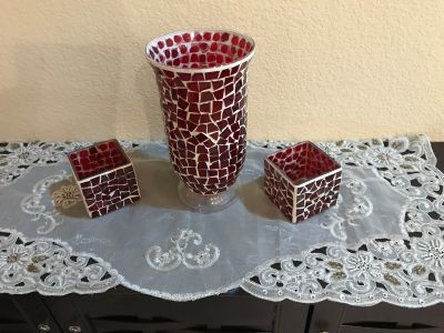 Candle Holder set