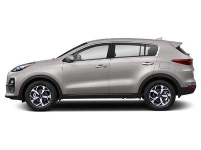 2020 Kia Sportage (Sparkling Silver)