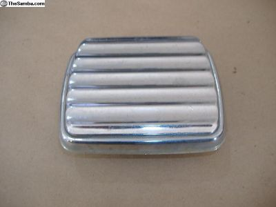 VW Chrome rear ash tray trey 65 - 79 yr