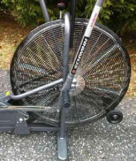 $300 Gray Schwinn Airdyne exercise bike (Baltimore county)