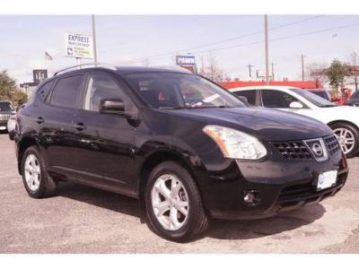 2008 Nissan Rogue SL, Sunroof, Leather,Bose, Fully loaded, 1000 down We Finance