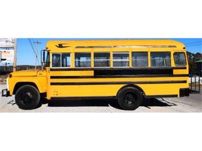 1973 Ford School Bus