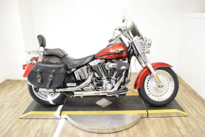 2008 Harley-Davidson Softail Fat Boy Cruiser Motorcycles Wauconda, IL