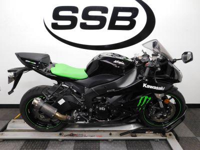 2009 Kawasaki Ninja ZX -6R Monster Energy SuperSport Motorcycles Eden Prairie, MN