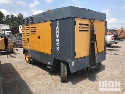 2006 (unverified) Atlas Copco XAS1600CD6 Air Compressor