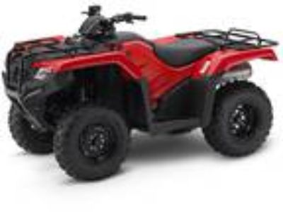 2017 Honda FourTrax Rancher 4x4