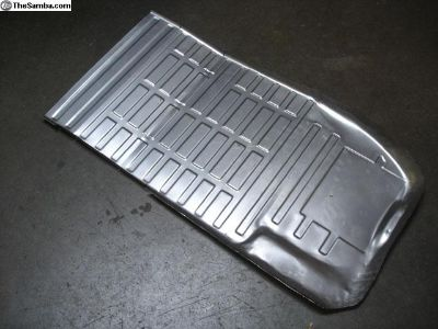 New Type 3 Rear Quarter Pan Section - Left