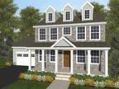 The Marshall Traditional by Keystone Custom Homes: Plan to be Built