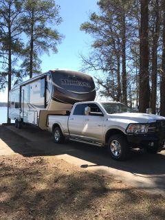 2016 Keystone Montana 3611RL Complete Rig
