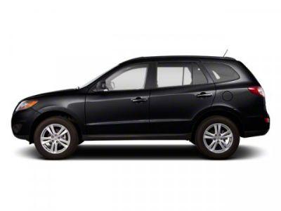 2011 Hyundai Santa Fe Limited (Phantom Black Metallic)