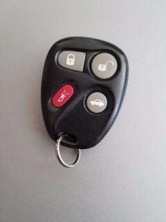Purchase 02 - 05 PONTIAC GRAND AM BUICK LESABRE KEYLESS ENTRY REMOTE KOBLEAR1XT motorcycle in Bethesda, Maryland, United States