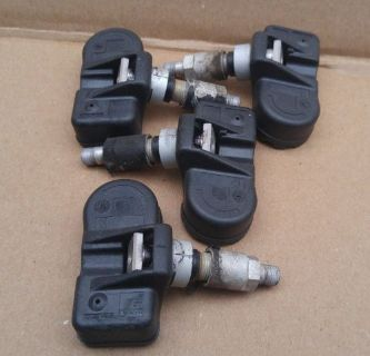 Purchase SET OF FOUR CHRYSLER DODGE NITRO TPMS TIRE PRESSURE SENSORS 4 OEM motorcycle in Cumming, Georgia, United States, for US $49.94