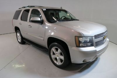 2007 Chevrolet Tahoe LS (doeskin tan)