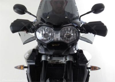 Sell Triumph Tiger 800 Explorer Wind Air Deflectors Pair Clear MADE UK (PB) motorcycle in Ann Arbor, Michigan, United States, for US $109.95