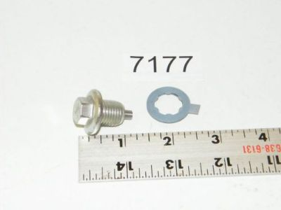 Find Magnetic Oil Drain Plug 94 95 Honda Passport 78 - 83 Horizon Omni M14-1.50mm motorcycle in Granville, Illinois, United States, for US $6.79