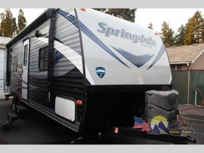 New 2018 Keystone RV Springdale 245RBWE