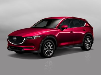 2017 Mazda CX-5 Grand Select (Eternal Blue)