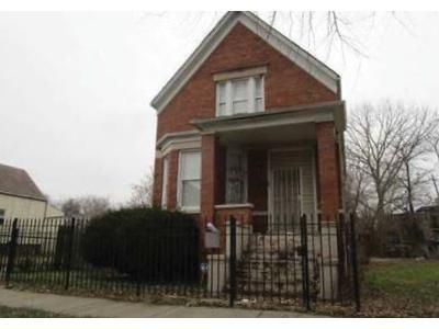 5 Bed 2 Bath Foreclosure Property in Chicago, IL 60636 - S Hermitage Ave