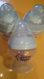 Anti-Colic Tommee Tippee Bottles