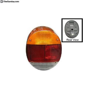 133945097A. Tail Light Assembly, Bug ' 73 - ' 79