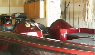NiCe2000 Ranger Boats (Wood Manufacturing) R83VS
