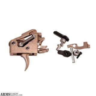 For Sale: FosTech Outdoors ECHO AR II Drop in Trigger FT-ECHO AR II