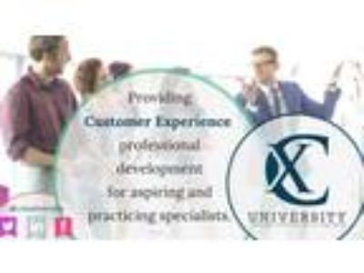 The best customer relationship management best taught at CX University.