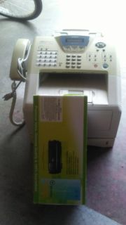 Brothers MFC 8220 laser printer and fax