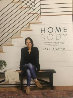 $54 HOME BODY JOANNA GAINES BOOK NEW