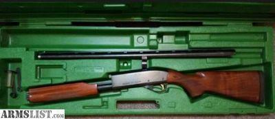 For Sale: Wingmaster 870 Magnum 12 Gauge