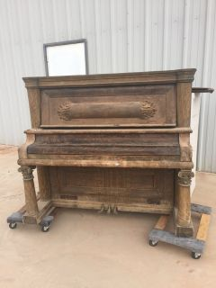 1920 Bush and Lane piano