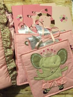 Baby Bedding and Room Decor