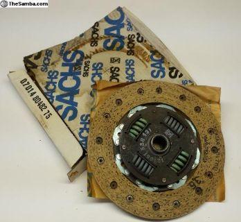 NOS Sachs Clutch Disc Audi Dasher Fox Passat
