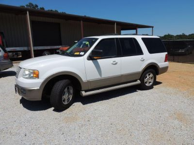 2004 Ford Expedition Eddie Bauer (WHI)