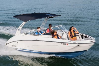 2019 Yamaha 242 Limited S E-Series Jet Boats Kenner, LA