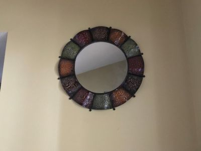 Metal Color Mirror