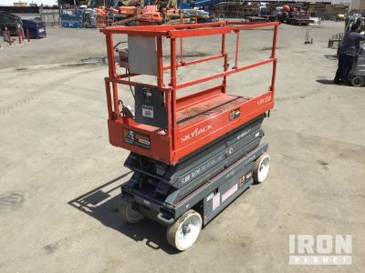 2012 (unverified) Skyjack SJ3226 Electric Scissor Lift