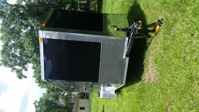 2019 Enclosed trailer 6x12 new