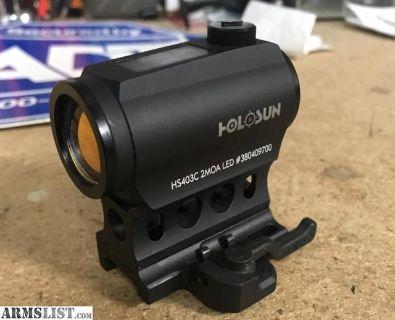 For Sale: Holosun HS403c