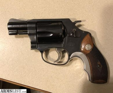 For Sale/Trade: Smith & Wesson model 36 .38spc