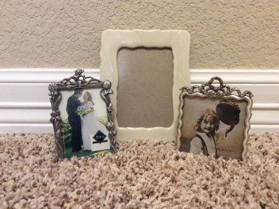 Picture Frames | 3 for $5