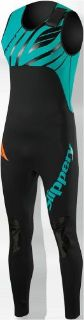 Sell Slippery Mens S16 Breaker John and Jacket Wetsuit Black/Teal 3XL motorcycle in Monroe, Connecticut, United States, for US $124.95